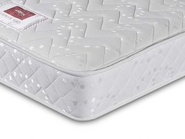 Sleepwalk Sprung Gold Double Rolled Mattress-0
