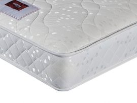 Sleepwalk Trizone Gold Rolled Mattress Double-0