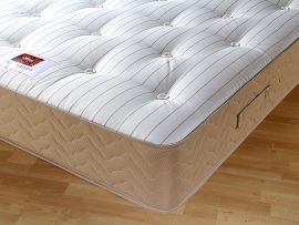 Catalina Pocket 1000 Sand Divan Bed Double-214