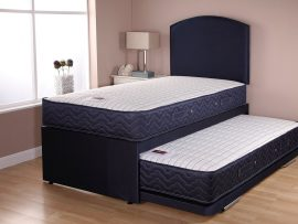 Catalina Memory Navy Full Length Guest Bed-0