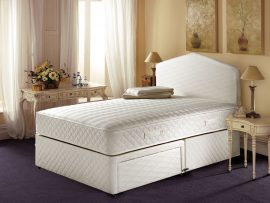 Melinda Small Double Divan Bed-0