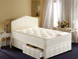 Balmoral Small Single Divan Bed-0