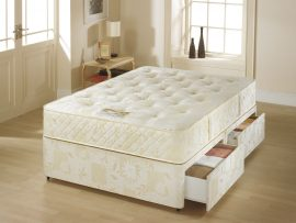 Caithness Small Single Divan Bed-0