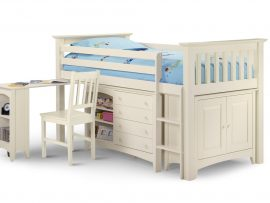 Cameo Stone White Sleep Station