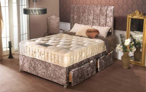 Emperor 2000 Pocket Sprung Single Divan Bed-0