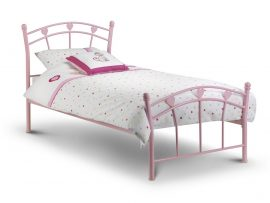 Jemima Single Metal Bed-0