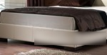 Kaydian Kenton Ivory Leather Bed Frame-1345