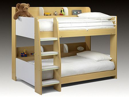 Domino Maple Bunk Beds Sweet Dream Makers