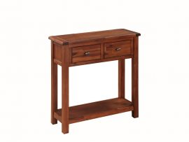 Hartford Acacia Solid Large Hall Table-0