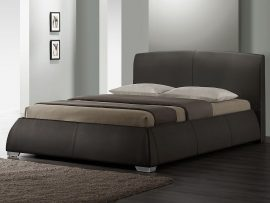 Brown NaploiKingsize Mattress