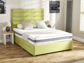 Mammoth Pocket 1600 Small Double Divan Bed 9