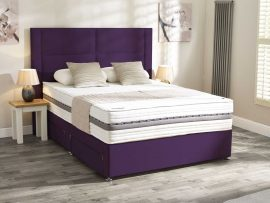 Mammoth Mammoth Super Kingsize Divan Bed