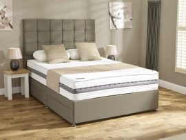 Mammoth Beds Sky 270 Super Kingsize Divan Bed