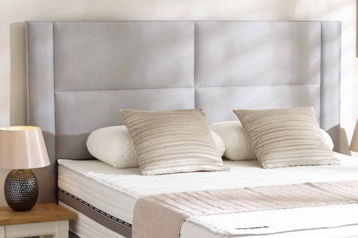 """Mammoth Beds Mammoth """"Mammoth"""" Double Divan Bed-3839"""