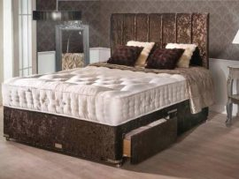 Balmoral 7000 Pocket Sprung Kingsize Divan Bed-0