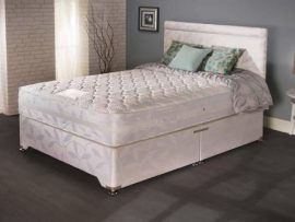 Buckingham 1000 Latex Single Divan Bed-0