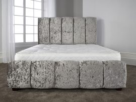Sweet Dream Makers | Chloe Glitz Ice Bed Frame 1