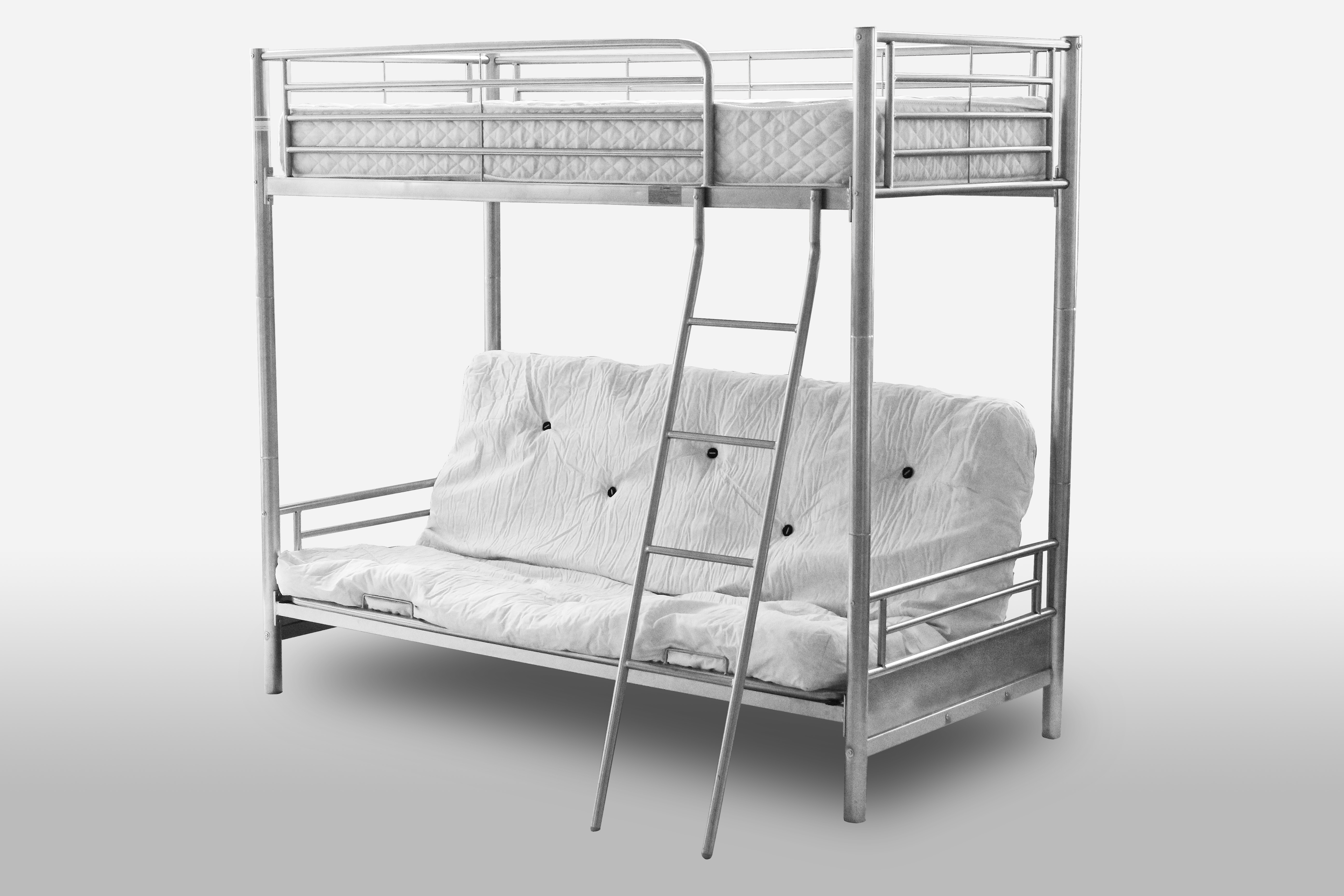 Alaska Double Futon Bunk Bed Sweet Dream Makers