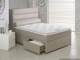 Vogue Beds Cape Star Divan