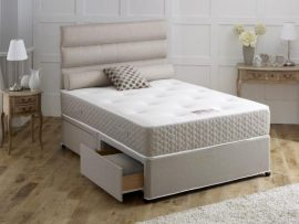 Vogue Beds Sapphire Star 1500 Small Double Divan Bed