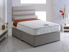 Vogue Beds Reef Star 1500 Latex Kingsize Divan Bed