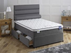 Vogue Beds Byron Star Single Divan Bed