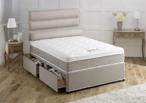 Vogue Beds Emerald Star 2000 Double Divan Bed