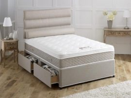 Vogue Beds Emerald Star 2000 Kingsize Divan Bed