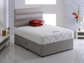 Vogue Beds Topaz Star 1000 Small Double Divan Bed