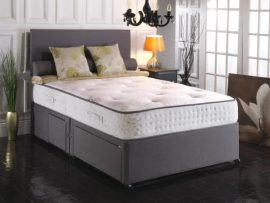 Vogue Beds Reflex Memory 50 KingsizeDivan Bed