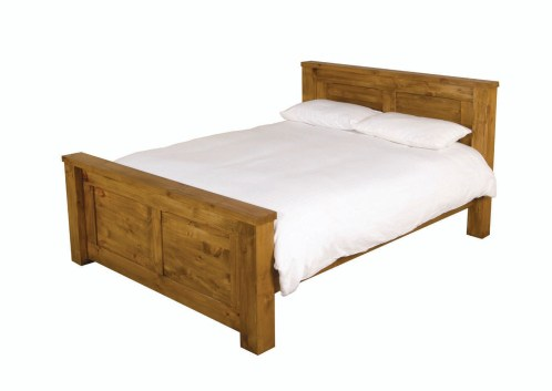 Deauville Ivory Bed Frame