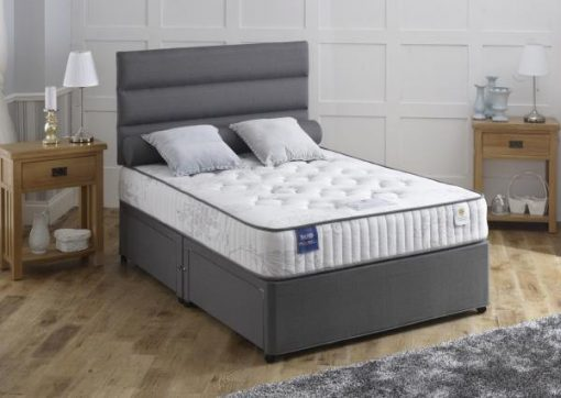 Vogue Beds Memorypaedic Small Double Divan Bed