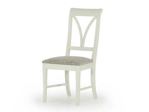 Vida Living Chalk Cream Chair