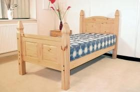 Heartlands Corona Pine Bed Frame