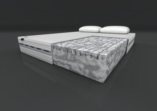 Mammoth Beds Performance 240 Firm Small Double Mattress-6958