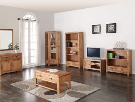 Oakridge Oak Living Room Range