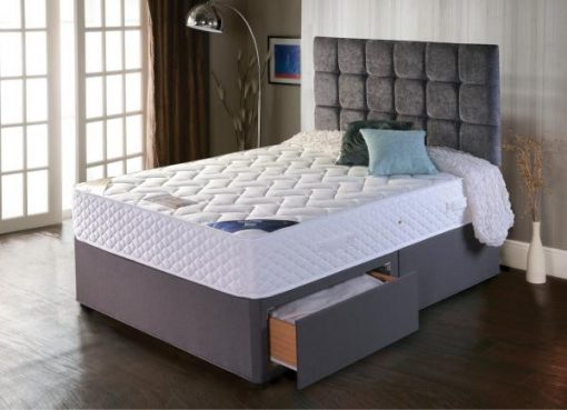 Vogue Beds Rapture 1000 Blu Cool Single Mattress