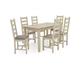 Croft Pine Dining Set