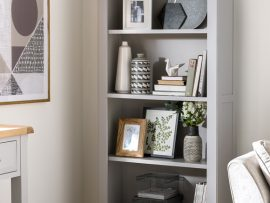 Clemence Large Bookcase