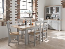 Clemence 1500 Dining Set