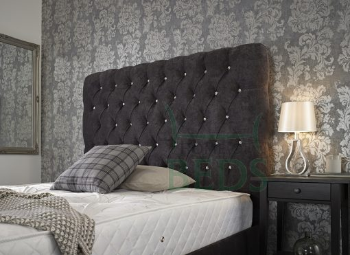 Home Of Beds Victoria Small Double Bed Frame Headboard