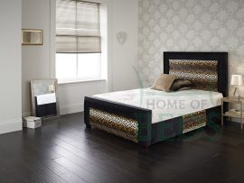 Home Of Beds Jaguar Single Fabric Bed Frame