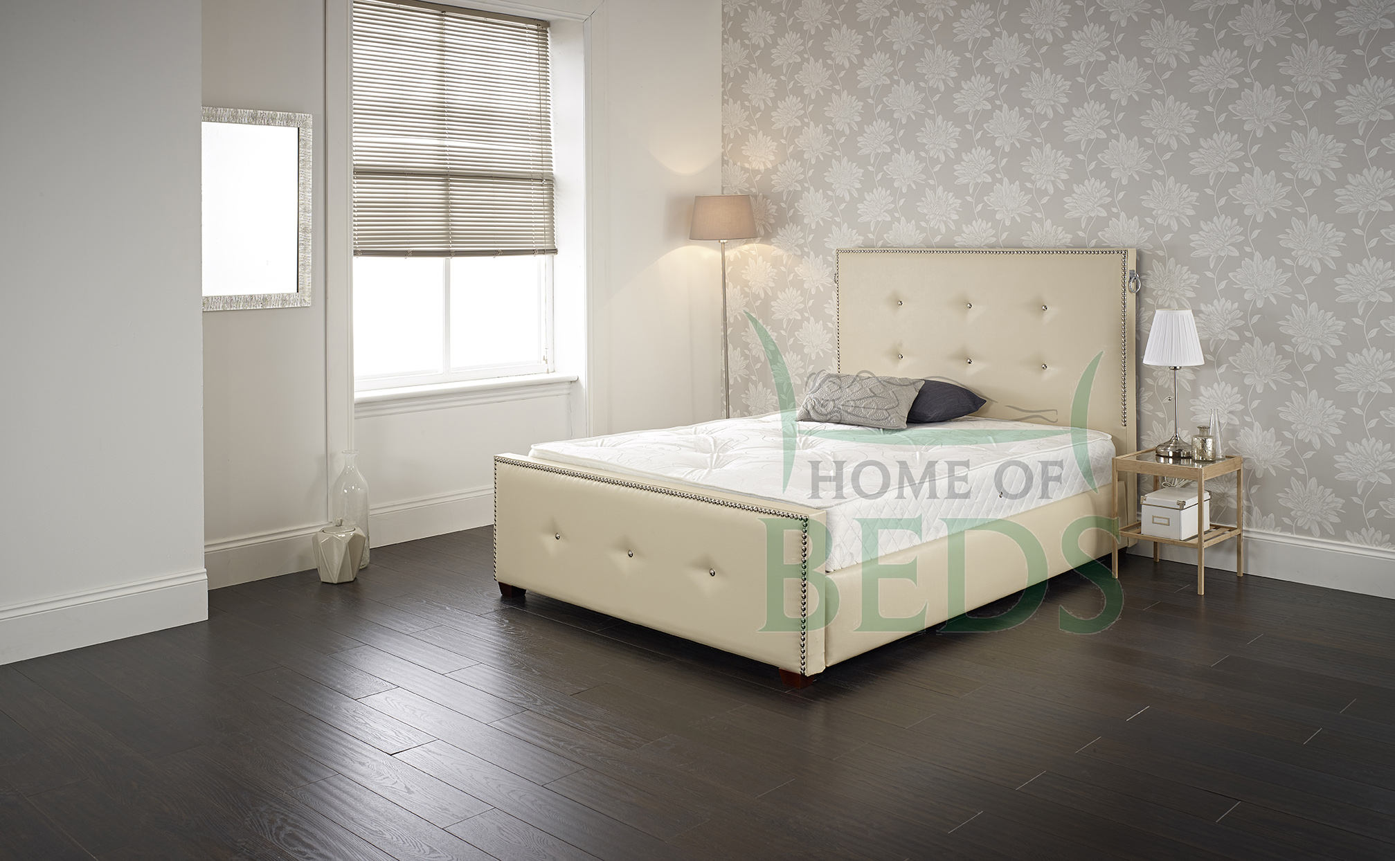 Home Of Beds Temptation Super Kingsize Bed Frame Sweet Dream Makers