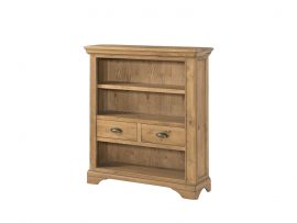 Annaghmore Lyon French Oak Small Bookcase