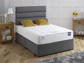 Vogue Beds Amber Star 1000 Small Double Divan Bed